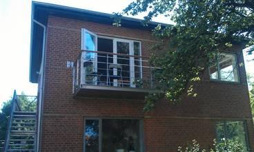 Hvad er forskellen på terrasser, altaner, balkoner, svalegange ...