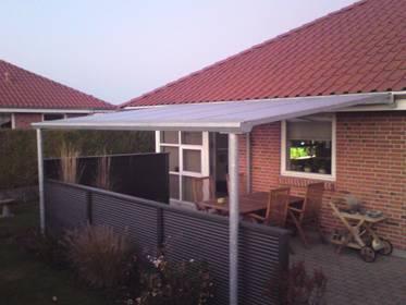 Overdækket terrasse stål pris – Bordben jern