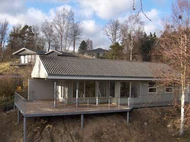 Bygningsreglement hævet terrasse