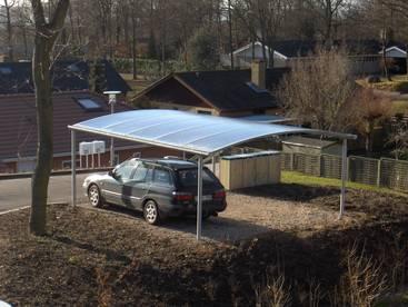 Kalundborg Carport Projekt